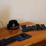Recuperato telefoni cellulari oggetto di precedenti furti