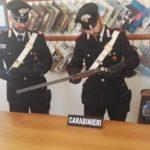Spari nella notte a Lampedusa: arrestato un cacciatore con un fucile irregolare.