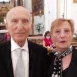 Favara. 60 anni assieme. Coppia favarese festeggia le nozze di diamante