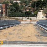 Viadotto Petrusa tra Agrigento e Favara: ultimi ritocchi in corso