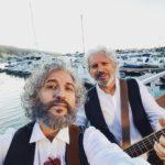 """Cultura. Martedì 14 luglio alle ore 20.30, il duo pop folk """"Calandra & Calandra"""" approda su Rai 3"""