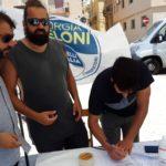 Gioventù Nazionale – Fratelli d'Italia in piazza contro il governo