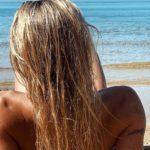 Michelle Hunziker ama la Sicilia e lo dichiara pubblicamente sui social