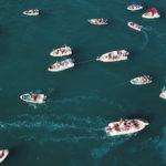 """San Leone. Il mare diventa una pista da ballo per la seconda edizione del """"Boat Party""""."""