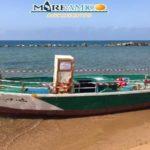 San Leone. Arriva barchino indisturbato, sbarcano a decine e si dileguano