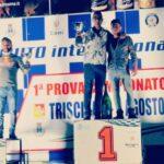 Circuito Internazionale di Triscina: Mantione e Curto 1° posto nel Classic Ospiti.