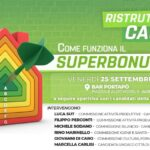 Politica. Oggi ad Agrigento al Bar Portapò si parlerà di Superbonus 110% con i deputati del M5S