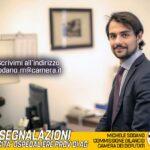 """Politica. Michele Sodano (M5S): """"RACCOLTA SEGNALAZIONI CRITICITA' SANITA' COVID PROVINCIA DI AGRIGENTO"""""""