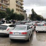 Favara. Covid – Disagi nei punti drive, il traffico è andato completamente in tilt (VIDEO)