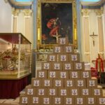 Licata. La Confraternita di San Girolamo della Misericordia dona 40 pacchi con generi alimentari alle famiglie bisognose