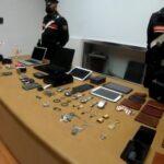 Furti in serie nelle abitazioni delle province di Agrigento, Caltanissetta ed Enna. Sgominata la banda, cinque arresti.