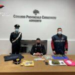 Droga, intercettato due pacchi spediti con corriere espresso, due giovani arrestati e posti ai domiciliari