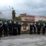"""Bivona. Benedizione di una cappelletta votiva dedicata alla """"Virgo Fidelis"""" Patrona dell'Arma dei Carabinieri"""