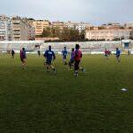 Akragas, ripresa degli allenamenti allo stadio Esseneto di Agrigento