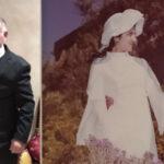 Favara. Giuseppe e Cettina,  50 anni di vita insieme per formare la famiglia Montaperto.