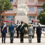 Agrigento, celebrata la cerimonia del 76° anniversario della Liberazione d'Italia