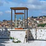 """Favara. Sulla Collina di San Francesco nasce il """"Giardino di Maria"""" luogo di preghiera"""