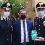 Visite istituzionali per dono Olio legalità