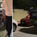 Scontro tra due auto a San Leone: una si ribalta, ferita una ragazza (VIDEO)