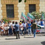 Continua la protesta dei i lavoratori precari di Favara. Stamattina l'incontro in prefettura