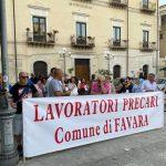 Favara. Il 9 luglio sciopero generale dei dipendenti della pubblica amministrazione a tempo determinato