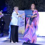XXX° Premio Mimosa d'oro. A Rossella Miccio, presidente di Emergency e Olivia Sellerio cantautrice