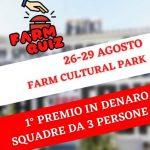 """Favara. Il """"Farm Quiz"""" presso la Farm Cultural Park"""