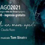 """31 agosto Valle dei Templi: """"Radici di un mare aperto"""" il recital di Claudia Rizzo"""