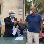 Disabilità, firmato protocollo tra l'associazione Senza Limiti e il candidato Montaperto