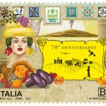 Poste Italiane: emesso oggi il francobollo Federazione Regionale Coldiretti Sicilia