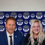Ancora adesioni a Fratelli d'Italia, l'ex assessore provinciale Salvatore Sciumè e Marcella Lauretta entrano nel partito