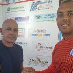 Akragas, ingaggiato il portiere argentino Franco Lionel Dome