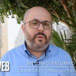 Intervista al candidato a sindaco Favara Antonio Palumbo. La domanda: Cosa fa la differenza tra questa candidatura e le altre due?