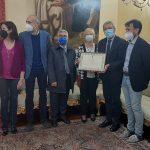 Encomio solenne agli operatori sanitari dell'Ospedale San Giovanni di Dio di Agrigento
