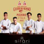 """Tra le migliori pizzerie d'Italia secondo il Gambero Rosso: c'è anche la Pizzeria """"Sitári""""."""